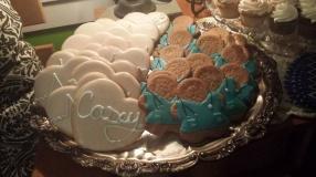 Sugar Cookies & Glazed Ginger Cookies